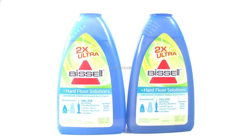 BISSELL 2X Hard Floor Solutions Advanced Formula, 8 Ounces X 2
