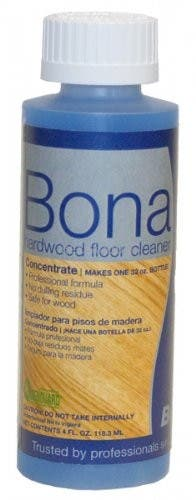 Bona Pro Series WM700049040 Hardwood Floor Cleaner Concentrate - 4 oz