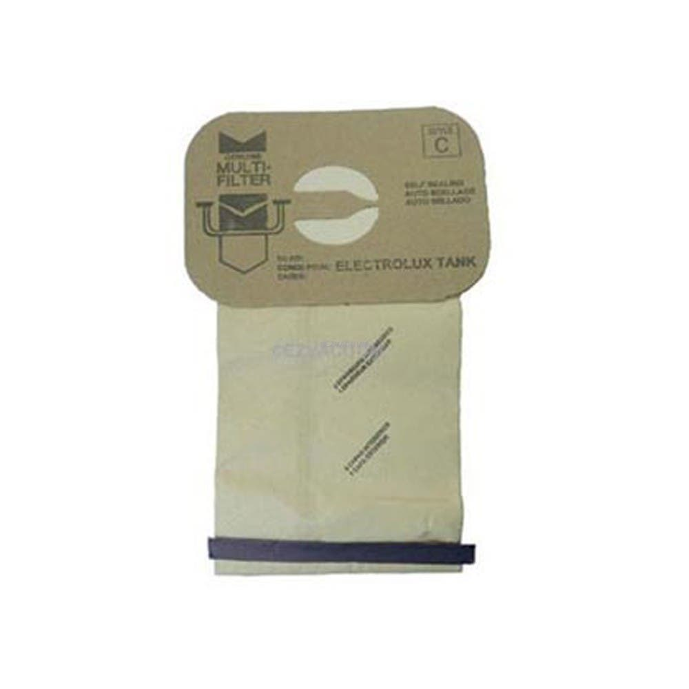 Electrolux Style C Filter Bags - 10 Bags - Generic