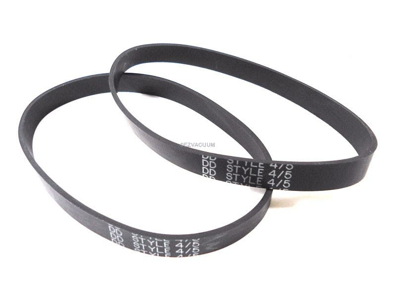 Dirt Devil 1540310001, 1720310001 Style 4 Belt - 2 Pack