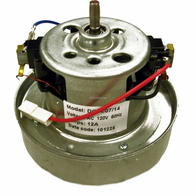 Dyson DC07 Upright Vacuum Cleaner Replacement Motor  905455-01 . REPLACES YDK MOTOR ONLY
