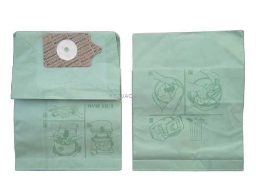 Numatic Vacuum Cleaner Bags, 604100, Henry/James, Henry Micro, Henry Xtra, Hetty, NACECare Commercial, James JVP180