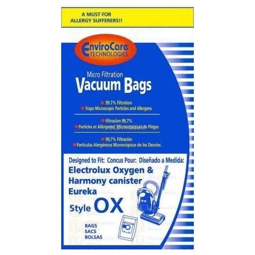 Electrolux OX Vacuum bags EL202B- Generic - 36 pack