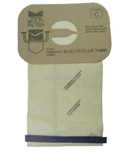 Electrolux Micro Filtration Style C Vacuum Cleaner Bags