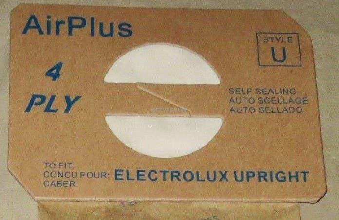 Electrolux Anti Allergy Style U Vacuum Bags