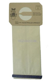 Electrolux Style U Micro-Filtration Upright Vacuum Bags - Generic - 60 pack