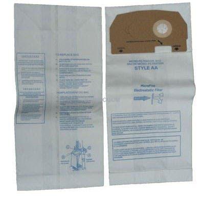 Eureka Aa Micro Lined Vacuum Bags 58236 Generic 10 Pack