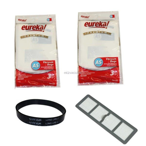 Eureka AirSpeed 6 Month Maintenance Kit - Genuine