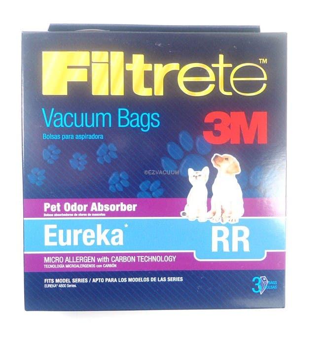 Filtrete 3M Eureka RR MicroAllergen Vacuum Bags - 3 Bags Per Pack