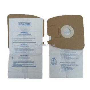 Sanitaire Style MM Vacuum Bags 60295A  - Generic - 60 Bags