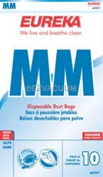 Eureka MM Vacuum Bags 60297 - Genuine - 10-Pack