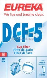 Eureka DCF-5 Dust Cup Filter 62130, 39588 , DCF5