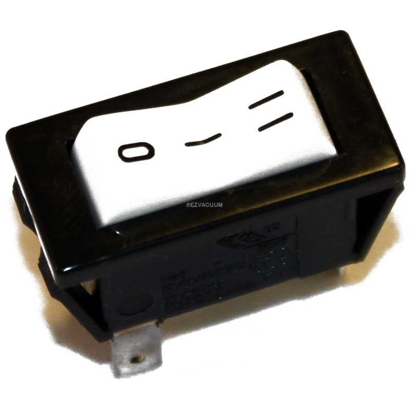 Electrolux 3 Position 3 Terminal Upright Rocker Switch - Generic