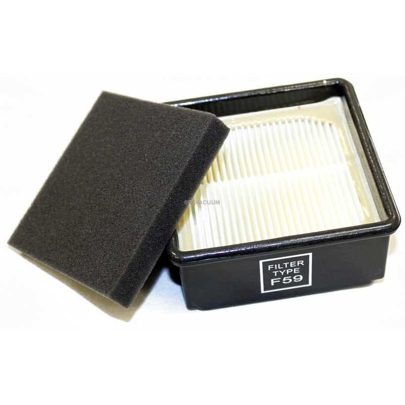 Vormotor Filter Motorschutzfilter für Dirt Devil Centrino Cleancontrol Deluxe