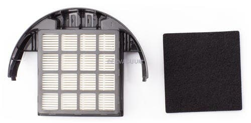 305687002 FILTER, EXHAUST W/CARBON WWINDTUNNEL 2/3 PET