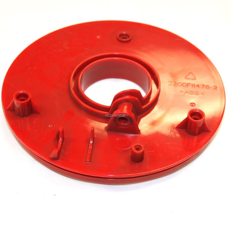 Hoover Dirt Cup Lid Plate 93002095