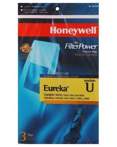 Honeywell Filterpower Vacuum Bags Eureka Style U