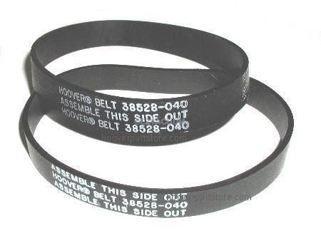 Hoover 38528-040 , 38528-027 Upright Agitator Vacuum Belts