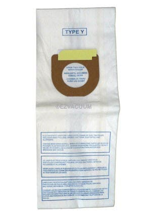Hoover Y Micro Lined Vacuum  Bags Super Saver - Generic -36 Pack