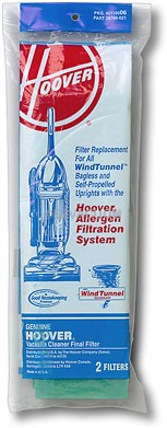 Hoover Wind Tunnel Bagless Upright Exhaust Filter  40110006, 38766021 - Genuine