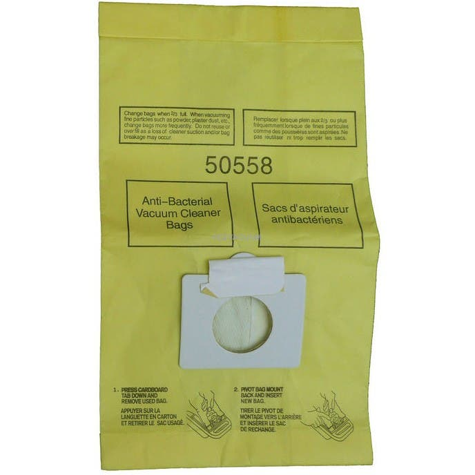 Kenmore Intuition Vacuum Bags For Canisters 20 50104 9 Pack