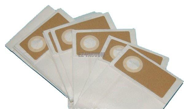 Nilfisk Advance / Kent Taski Upright Vacuum Bags - Generic - 10 x 10 Pack(100 Bags)