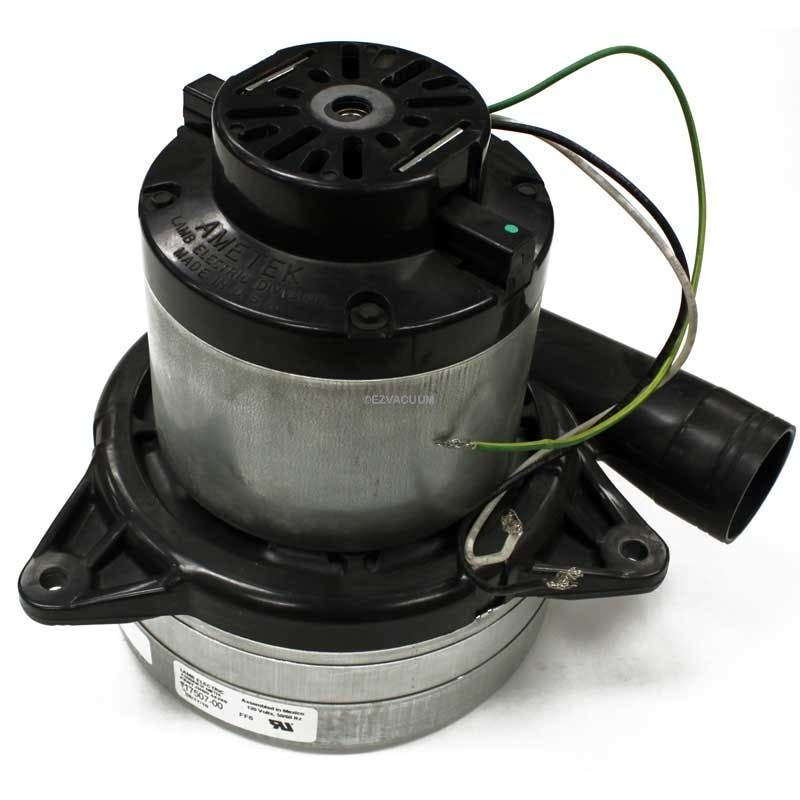 """Lamb: L-117507-00  Motor, 7.2"""" 120 Volt B/B 3 Stage Tangential Bypass"""