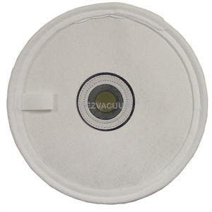 Nutone 84129000 Central Vacuum Disc Filter 13 Inch Diameter