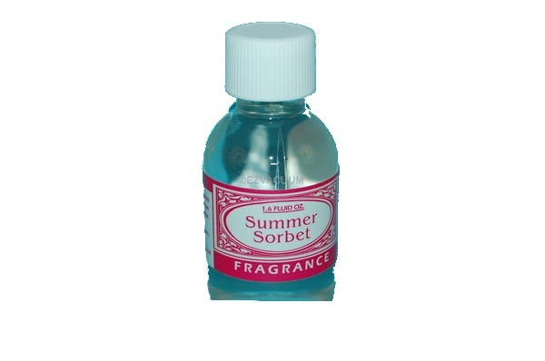 Rainbow / Thermax Water Basin Fragrance SUMMER SORBET Vacuum Scent. 1.6 oz.