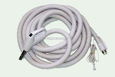 30FT High Voltage Electric Hose W/ Pigtail Cord