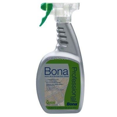 Bona WM700051188 Stone and Laminate Floor Cleaner Spray Bottle - 32 oz