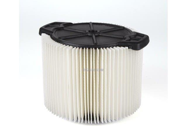 Proteam WORKSHOP WS11045F Standard Wet Dry Vacuum Filter Cartridge