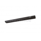 CREVICE TOOL-1 1/4'',DELUXE,12'' LENGTH BLACK