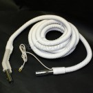 Nutone Built in W/Pigtails 30 ft Electric Vacuum Cleaner Hose
