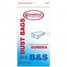 Eureka B Vacuum Bags - Generic - 3 bags + 3 filter/pack