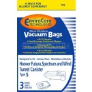 Hoover S Vacuum  Bags Allergen 63 Cts. KIT10 - Generic - MEGA DEAL