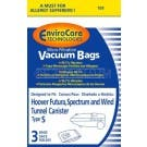 Generic Hoover Style S Vacuum Cleaner Bags 9 pk, Compare With Hoover Part  4010100S