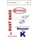 24 designed to Fit Hoover K Canister Vacuum Bags