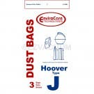 Hoover Type J Vacuum Cleaner Bags Replaces 4010010J - 4 Pack