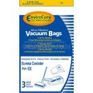 Eureka EX Canister Micro Filtration vacuum  bags - Generic - 3 pack