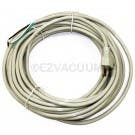 Fit All Heavy Duty 50 Feet 18 Gauge 3 Wire Commercial Vacuum Power Cord