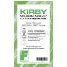 Kirby Style F Micron Magic Vacuum Cleaner Bags for 2009 Sentria Models  197308 - Genuine - 9 Pack