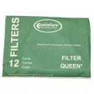 Filter Queen Filter Cones - 12 Packs - Generic