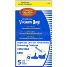 Samsung XSM601 Canister Vacuum Bags - 5 Pack