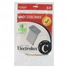 Electrolux Style C Canister Paper Bags # 3EL3000001 - 3 Pack
