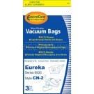 Eureka CN-2 Vacuum Bags 61990A - Generic - 3 Pack