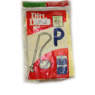 Dirt Devil AiroPro Type P Vacuum Bags - 3 Bags + 1 Filter