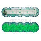 48437022  BRUSH BLOCK, 5 BRISTLE EXTRACTOR GREEN F5851 F5
