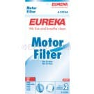Eureka Motor Filter  61333A - Genuine - 2 pack