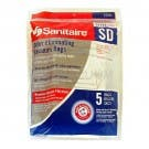 Sanitaire Style SD Arm and Hammer Odor Eliminating Vacuum Bags - Genuine - 5 Pack